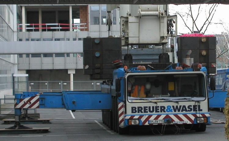 Breuer & Wasel LTM 1400